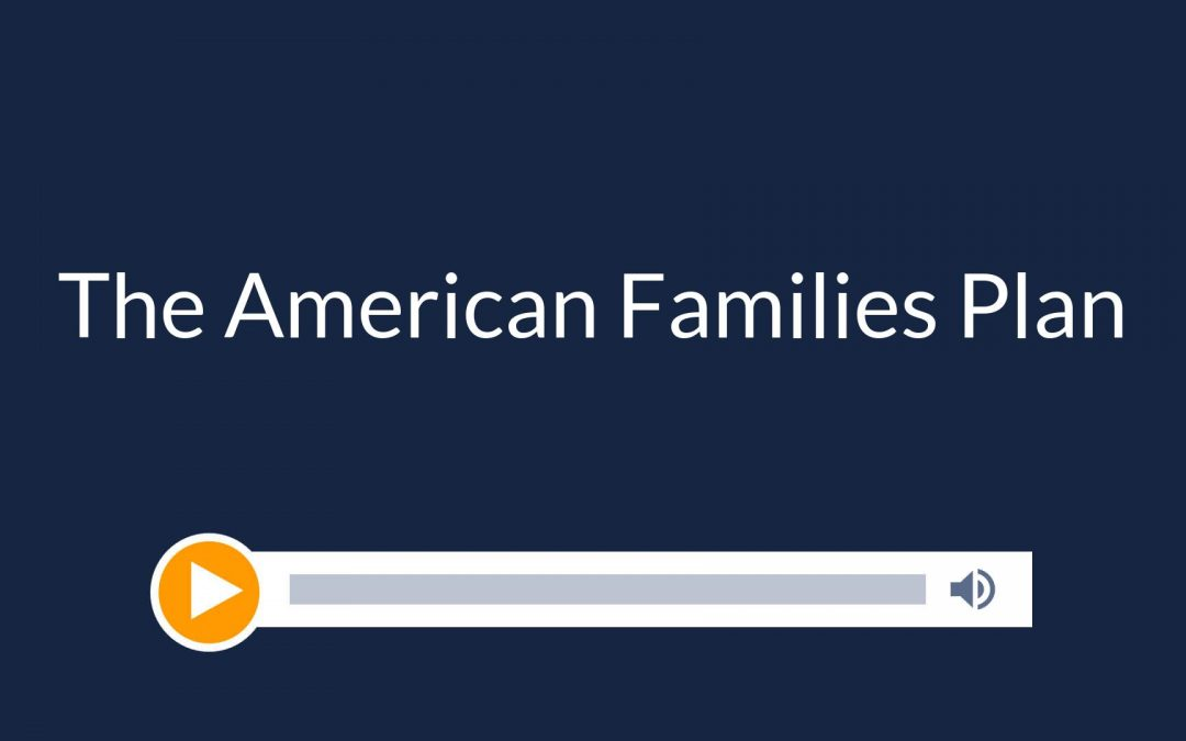The American Families Plan